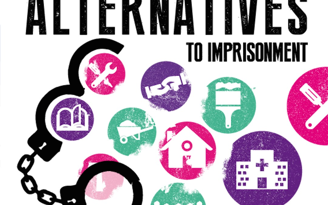 ALTERNATIVES TO IMPRISONMENT