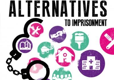 ALTERNATIVES TO IMPRISONMENT